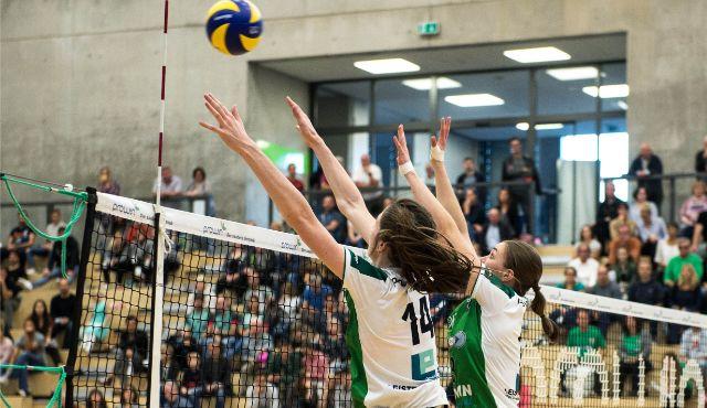 """proWIN Volleys empfangen zum Ende der """"bayerischen Wochen"""" den TV Planegg-Krailling - Foto: Georg Kunz"""