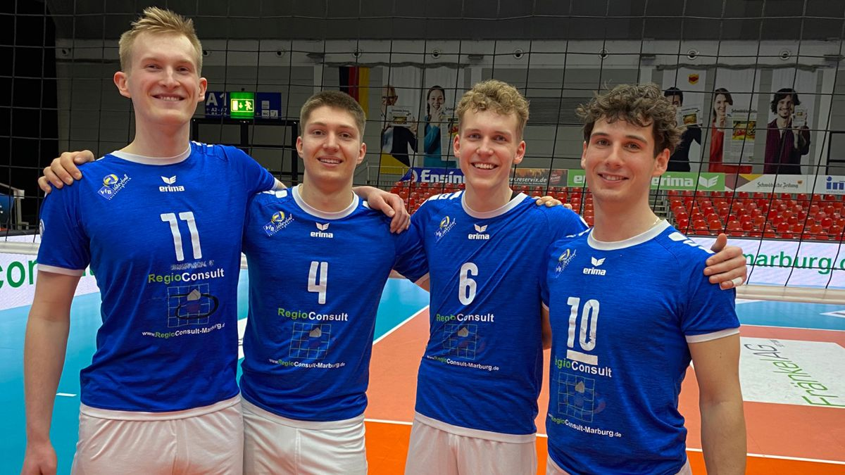 Vier Spieler verlassen die Volley YoungStars - Foto: Gunthild Schulte-Hoppe