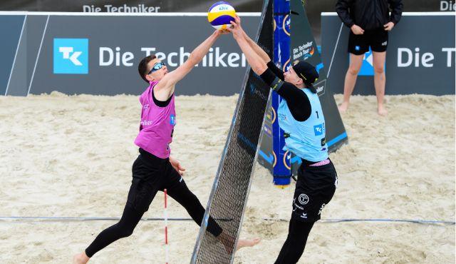 Rattenfänger Beach-Team in Münster auf Platz Fünf gelandet - Foto: Hoch Zwei/Malte Christiansen