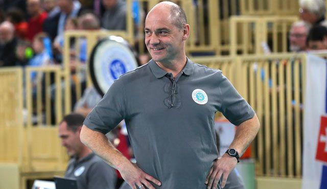 VCW verlängert mit Chef-Coach: Dirk Groß bleibt zwei weitere Jahre - Foto: Detlef Gottwald