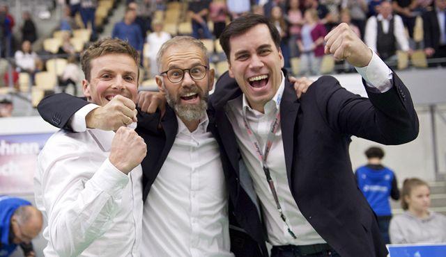 Patrick Steuerwald nimmt Abschied vom VfB - Foto: Kram