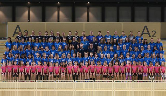 Erfolgreiche Nachwuchsarbeit: Alle VCW-Jugendteams für Deutsche Meisterschaften qualifiziert - Foto: Detlef Gottwald