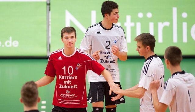 YoungStars setzen Gegner unter Druck - Foto: Günter Kram