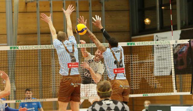 Starkes Comeback gegen Herrsching - Foto: Loose