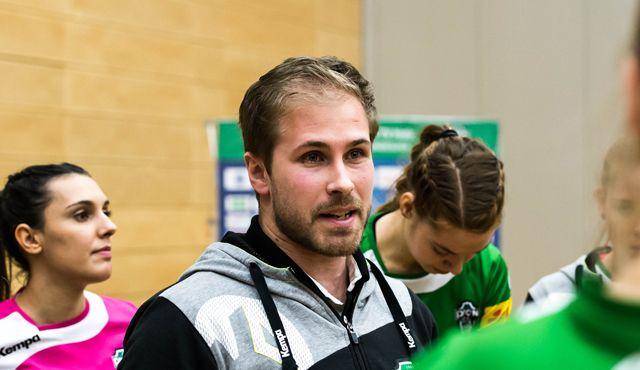 Patrick Fielker wechselt zum Erstligisten USC Münster - Foto: Georg Kunz
