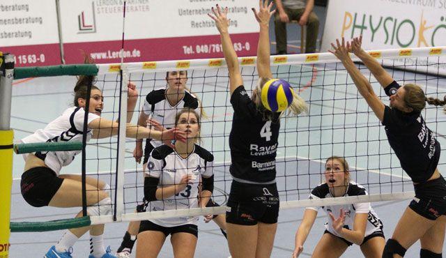Volleyball-Team Hamburg verliert gegen Leverkusen - Foto: VTH/Lehmann