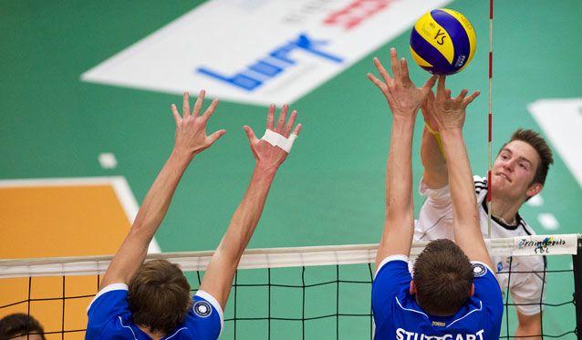 Volley YoungStars verlieren in Stuttgart - Foto: Günter Kram