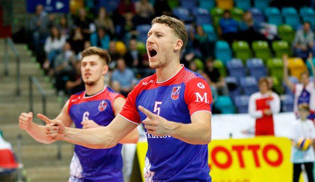 Herrsching wird zum Prüfstein für die Siegesserie - Foto: United Volleys/Gregor Biskup