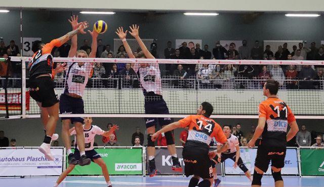 Traum vom Pokalfinale geplatzt - Foto: BR Volleys