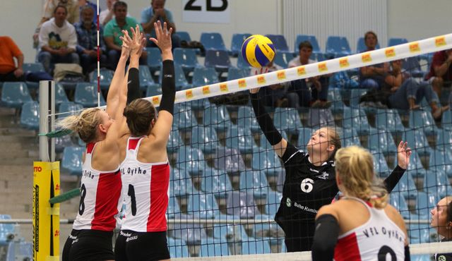 Volleyball‐Team Hamburg mit Licht und Schatten beim VTH-Cup 2018 - Foto: VTH Lehmann