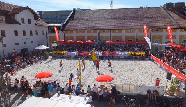 Erstes Highlight der Masters-Tour des Bayerischen Volleyball-Verbandes steht an - Foto: Beach2Go