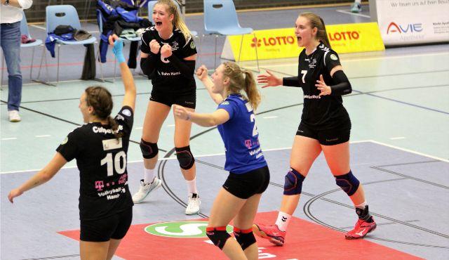 Volleyball-Team Hamburg reist zum ungeschlagenen Tabellenführer - VTH/Lehmann