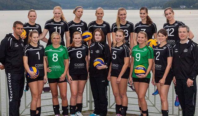 Fünfzehn Interessenten für die 2. Volleyball Bundesliga - Foto: Christoph Rech