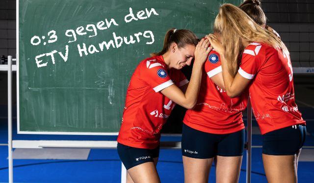 DSHS SnowTrex verliert 0:3 gegen starke Hamburgerinnen - Foto: Martin Miseré