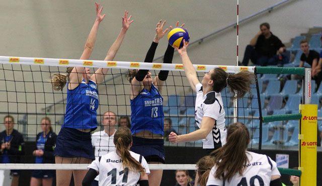 Volleyball-Team Hamburg verliert nach großem Kampf  - Foto: VTH/Lehmann