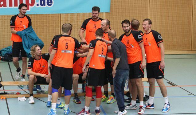 Herren behaupten sich gegen Bundesligisten - Foto: SC Freising