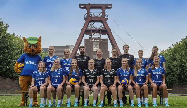 Erstes Auswärtsspiel für Essener Volleyballerinnen - Foto: Michael Gohl