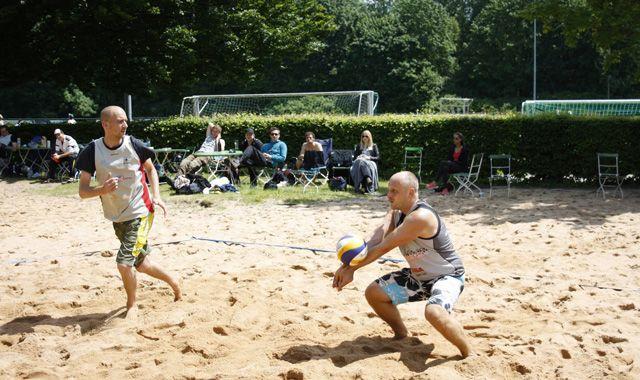 Ereignisreiches Pfingstwochenende für SCF Volleyballer - Foto: SC Freising