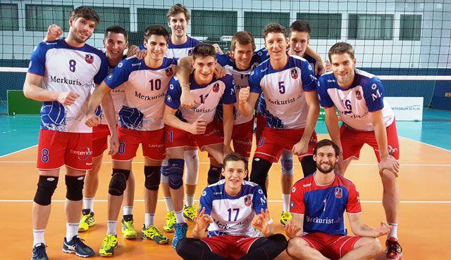 Trotz Express-Sieg noch Weichenstellungen  - Foto: United Volleys