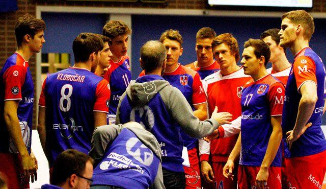 Hammer-Woche in CEV Cup und Meisterschaft  - Foto: United Volleys/Heinz Mösinger