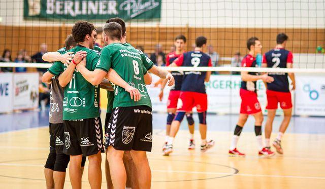 Netzhoppers empfangen die BR Volleys zum Derby - Foto: Gerold Rebsch