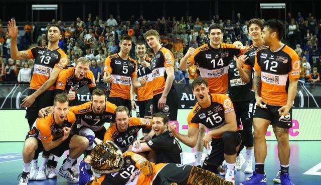 BR Volleys stehen im Playoff-Halbfinale - Foto: Eckhard Herfet