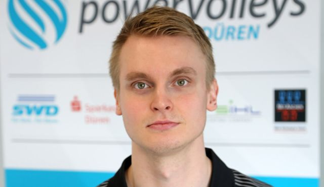 SWD powervolleys: Tommi Tiilikainen heißt der neue Trainer - Foto: SWD powervolleys