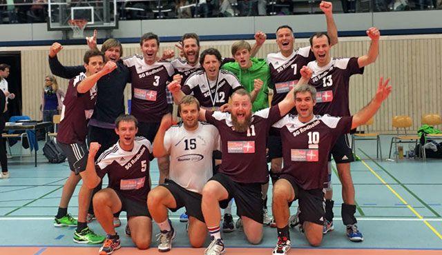 SG Rodheim mit 3:1 Erfolg zurück in der Dritten Liga - Foto: SG Rodheim
