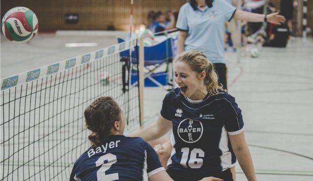 TSV-Spielerinnen kämpfen um Paralympics-Ticket  - Foto: Jörg Frischmann