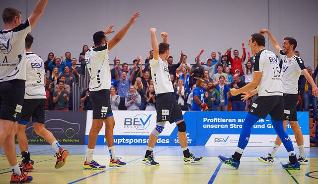 SSC Karlsruhe löst Ticket für den DVV-Pokal - Foto: Andreas Arndt