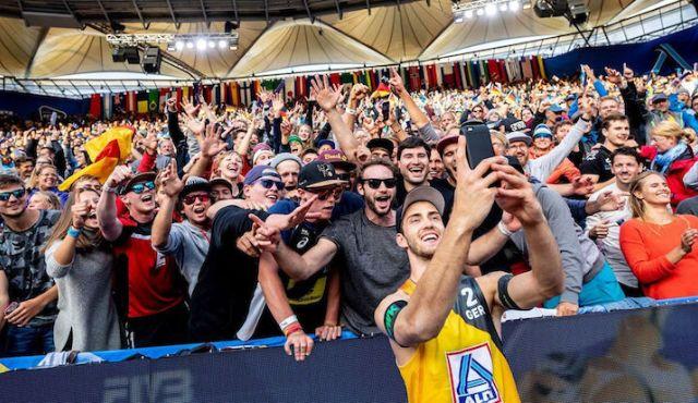 """""""Beste WM aller Zeiten"""" – Begeisterung auf allen Ebenen - Foto Beach Majors: Die WM in Hamburg wird lange in Erinnerung bleiben"""