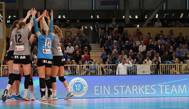 Mehr Vorteile für treue Fans: VC Wiesbaden startet Saisonkarten-Verkauf - Foto: Detlef Gottwald
