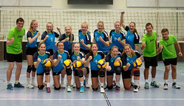 Derby zum Heimspielauftakt für das Volleyball-Team Hamburg - Foto: VT Hamburg