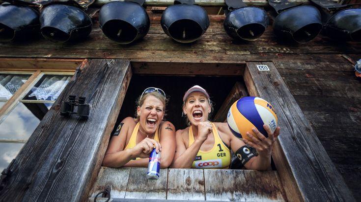 Borger/Büthe: Neunte in Gstaad/Fünfte der Weltrangliste/Auslosung für Rio - Foto: Swatch Beach Major Series/Martin Steinthaler
