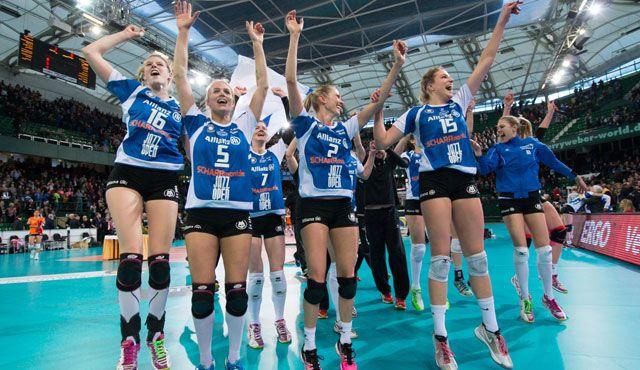 Tickets für das DVV-Pokalfinale heiß begehrt! - Foto: Conny Kurth