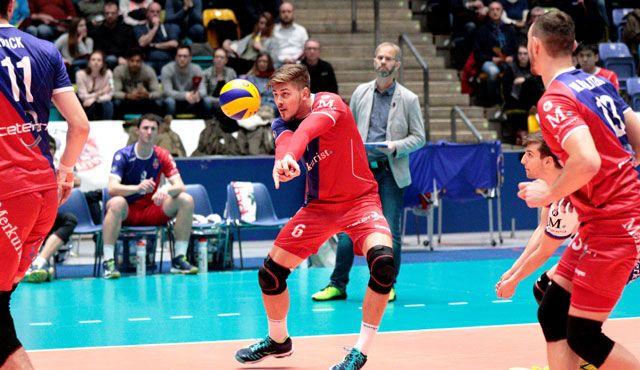 Ady und Issei bringen die Wende - Foto: United Volleys/Gregor Biskup
