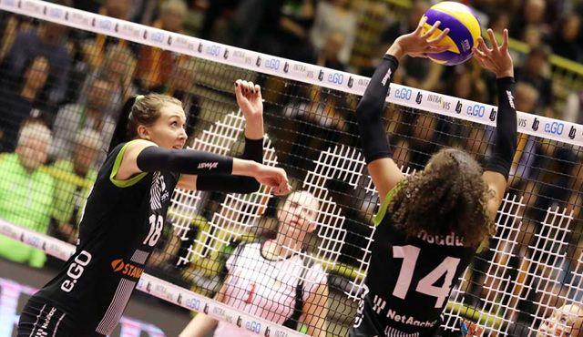 Aachen versus Suhl zum Dritten - Ladies in Black Aachen\\ Andreas Steindl
