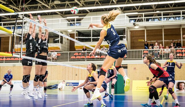 DSHS SnowTrex Köln zieht mit Sieg gegen Essen ins Halbfinale des WVV-Pokals ein - Foto: Martin Miseré