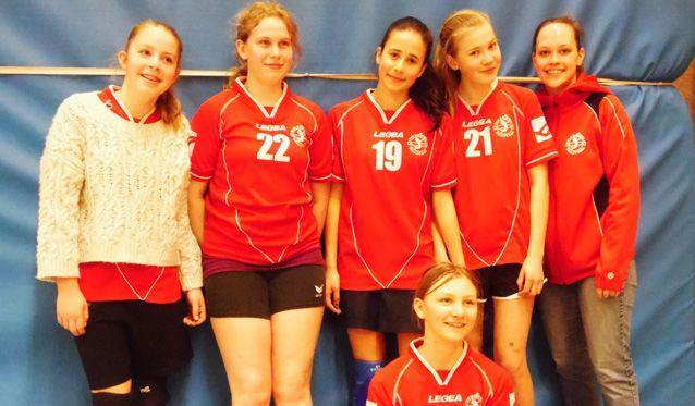 TuS Kriftel Volleyballerinnen werden 4. bei den Hessischen Meisterschaften - Foto: Frank Bachmann