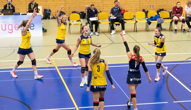 DSHS SnowTrex Köln zu Gast beim VfL Oythe - Foto: Martin Miseré