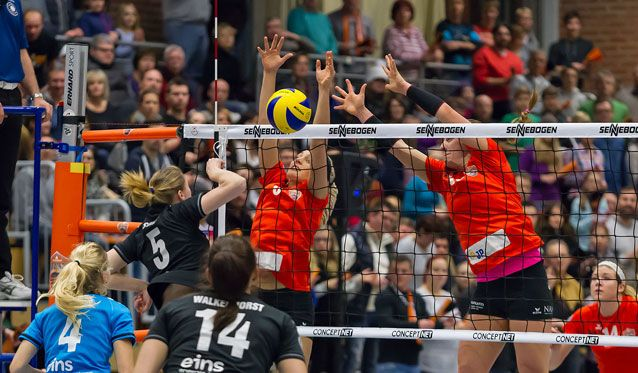 Wiedererstarkter VC Offenburg kommt in die Straubinger Volleyballarena - Foto: Schindler