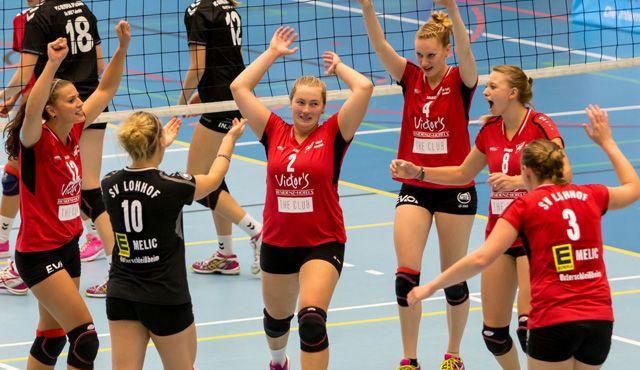 Sieg in Dresden: Lohhofer Damen kommen mit drei Punkten zurück - Foto: Forcher