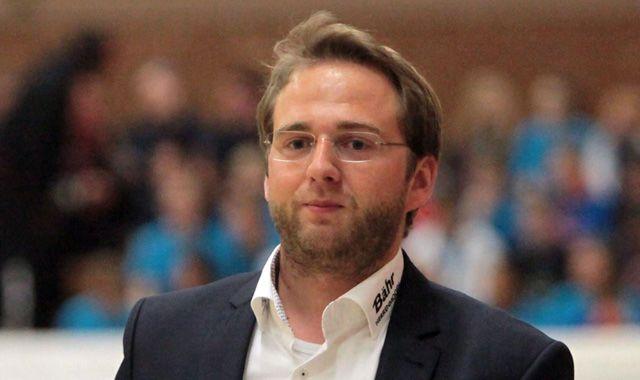 Sebastian Schmidt in Doppelfunktion beim VfB - Foto: Günter Kram