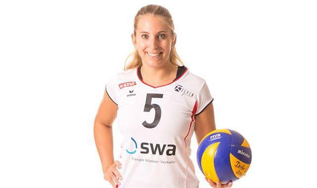 SV Lohhof: Sonja Auer verstärkt den SV Lohhof in der kommenden Saison - Foto: SV Lohhof