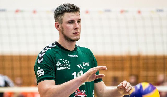 Netzhoppers verlängern Vertrag mit Matthias Böhme - Foto: Gerold Rebsch