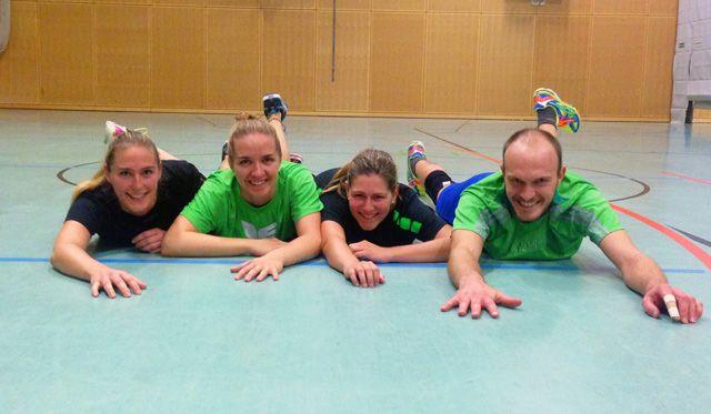 SCF vorgestellt: Magic fingers für den Sportclub - Foto: SC Freising