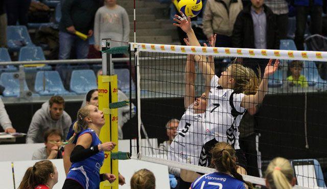 Das Volleyball-Team Hamburg verliert beim RC Sorpesee - Foto: VTH/Lehmann