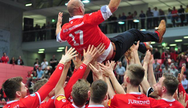 Rottenburg verliert im Tiebreak gegen Herrsching - Foto: Ralph Kunze