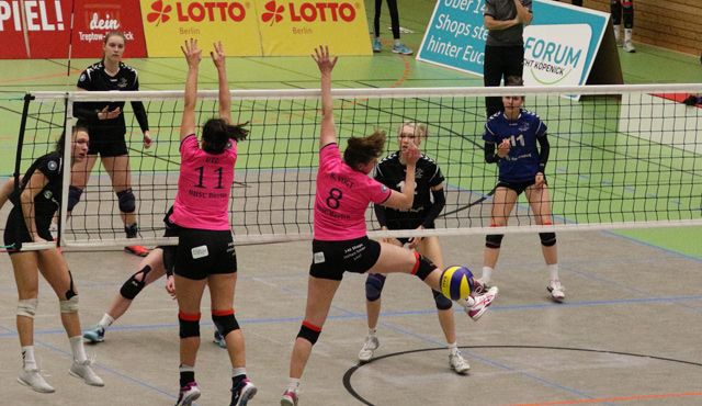 Niederlage zum Saisonabschluss für das Volleyball-Team Hamburg - Foto: VTH/Lehmann