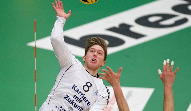 YoungStars bieten einen Volleyballkrimi - Foto: Günter Kram